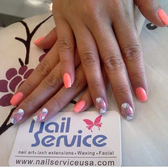 Nail Service Delivers Any Nail Art Style