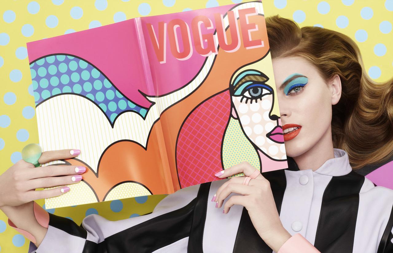 Vogue Japan Maryna Linchuk