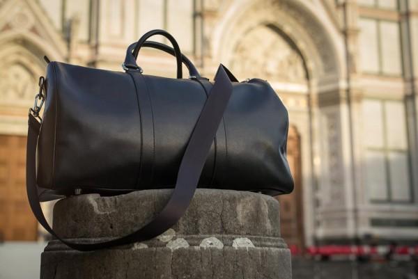 saffiano, leather handbag