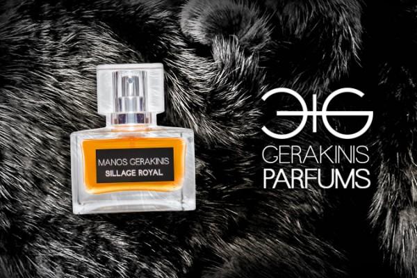Manos Gerakinis, Fragrance