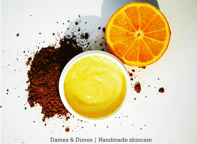dames and dimes, skincare, handmade skincare products