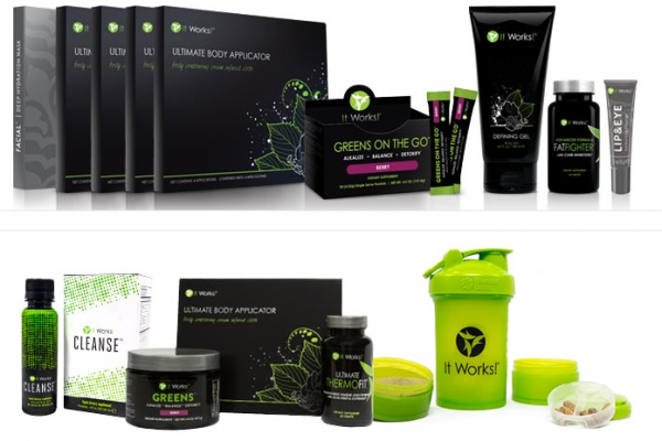 itworks, healthy