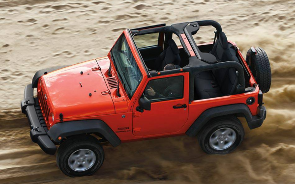 jeep, off-road