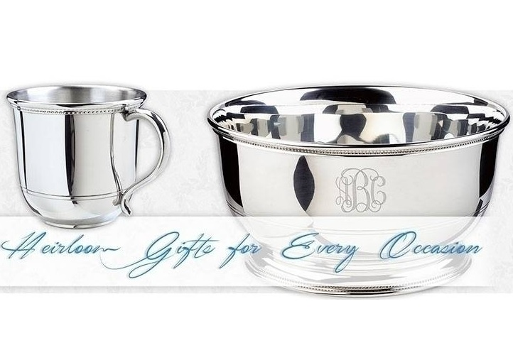 Top 3 Memorable Wedding Gifts From Silver And Pewter Gifts