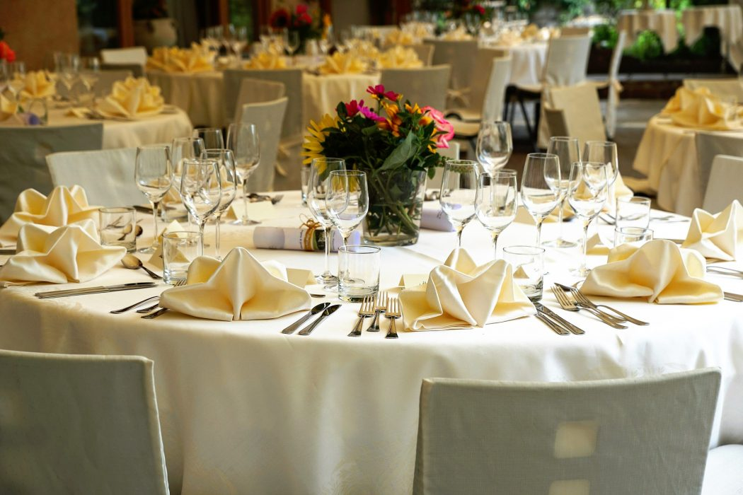 Tips For Planning A Fun And Unique Wedding Reception