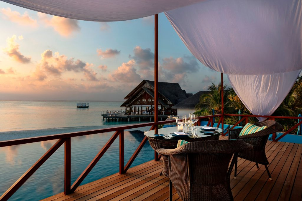 Maldives, honeymoon